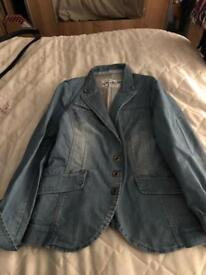 Denim jacket ladies