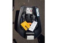 Cybex Aton car seat Isofix base
