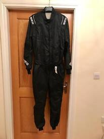 Sparco X-lights Rs7 brand new race suit 52, tonykart,f1600,rally,evo,formula ford