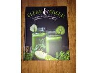 Clean Green Recipe Book full of Nutrient Packed Recipes - New