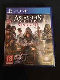 Assassin's Creed Syndicate (PlayStation 4)
