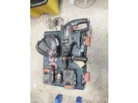 Bosch battery drill 36 v SDS