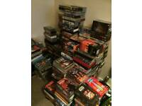 Vhs video collection 680+