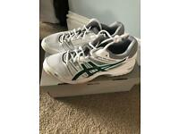 ASICS tennis trainers, UK7