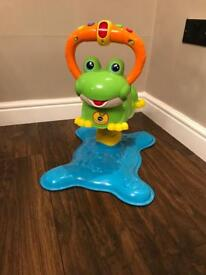 ** Vtech bounce and discover frog **