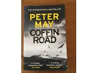 Coffin Road Paperback Book