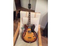 1971/1972 Gibson ES-335 Vintage Electric Guitar