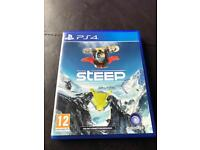 PS4 Game steep