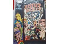 1985 America vs The Justice Society