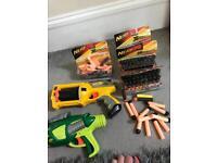 Nerf gun and darts