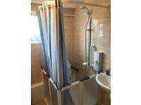 Disabled shower equipment