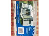 Kampa Rally Pro 260. Caravan porch awning. Used twice cost £360 accept £180.