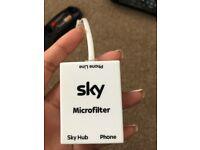 Sky Microfilter
