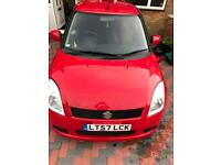 Suzuki swift 1.5. £1999