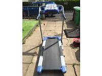Treadmill York fitness electric