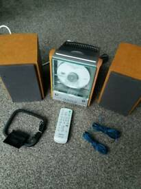 SONY Compact System CD Player Radio