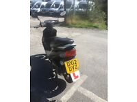50cc scooter pulse scout with 13 months m o t 61 Reg