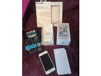 iPhone 5s Gold 64gb exc cond Unlocked complete .