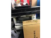 Toshiba HDD DVD/video recorder