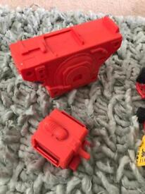 Ghostbusters Traps and Buggy