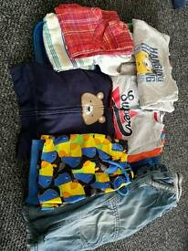 9-12 month boys bundle