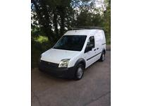 Ford transit connect van no vat