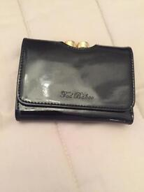 Genuine Ted Baker leather purse like new