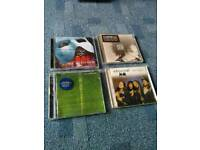 different music albums very good condition