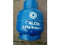 Calor gas bottle blue 4.5 KG