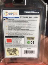 2002 fifa World Cup ps1 memory card