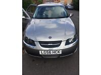 Saab 9-5 Estate 2.3T 110k miles, auto, grey