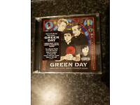 Green day greatest hits CD
