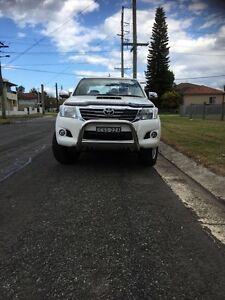 2011 Toyota Hilux Ute Guildford Parramatta Area Preview