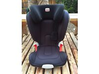 Britax Römer Kidfix XP SICT Isofix Car Seat - Cosmos Black