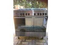 Delonghi range oven