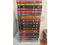 SIMPSONS dvds