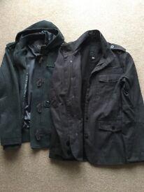 Men's coats size Medium
