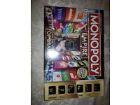 Unopened New Monopoly Gold edition
