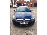 Bargain Vauxhall Astra 2005 1.6 Petrol For Sale