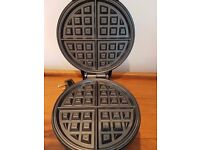 Belgian Waffle Maker by JM Posner Model no. JMWM040 - Excellent Condition