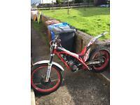 Trials bike Gasgas txt pro 300