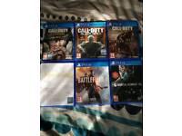 ps4 games bundle *no ps4*