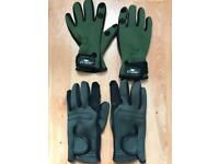 Fishing/ shooting gloves