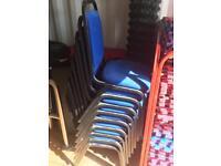 9 x chairs