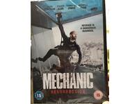 Mechanic - Resurrection [DVD] sealed brand new