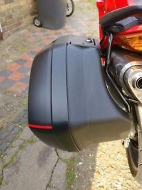 Honda VFR 800 vtech Panniers