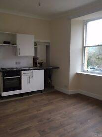 1 bed ground floor flat Cupar town centre £405 per month