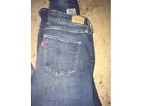 Women's Levi jeans size 10