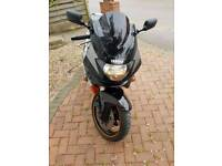Yamaha yzf 600 thundercat for sale or swap for bike only.
