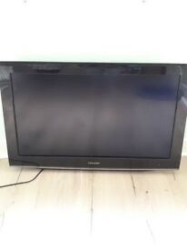 "Toshiba 32"" LCD TV/DVD Combination 32dv713b, Built-in Freeview, HD Ready (Faulty DVD/Audio)"